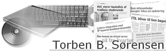 Torben B. Sørensen - kommunikation om it